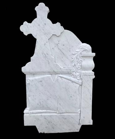 Cruce marmura unicat nr.1