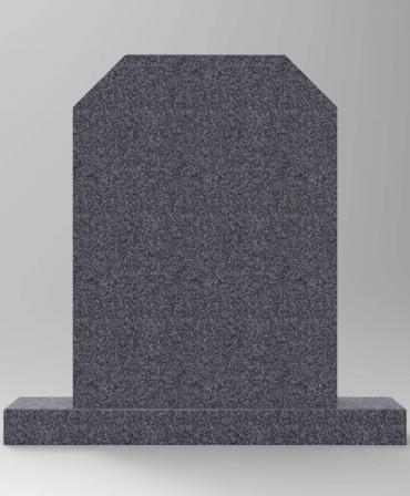 Granite Tombstone Rectangle CC model G117