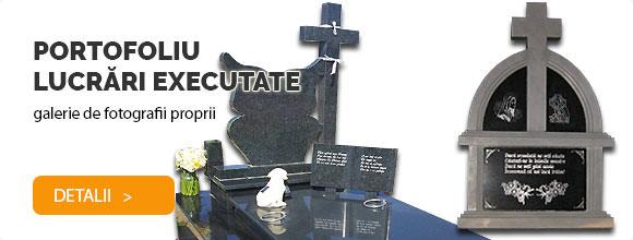 Portofoliu monumente funerare